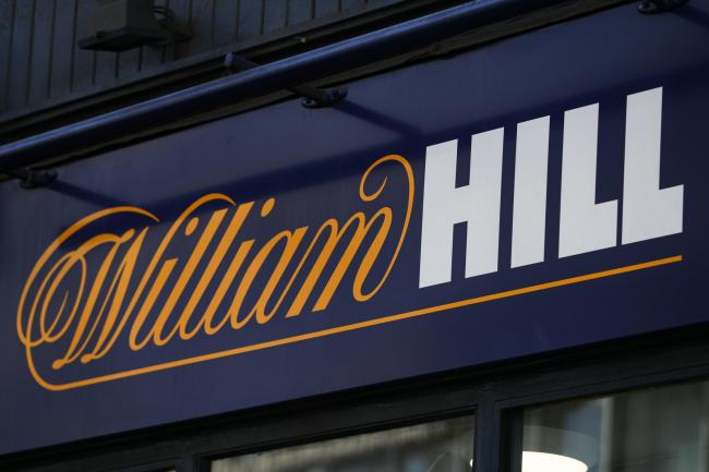 Around 4,500 jobs are at risk at bookmaker William Hill after it announced plans to axe 700 betting shops across the UK. Picture: Aaron Chown/PA Wire