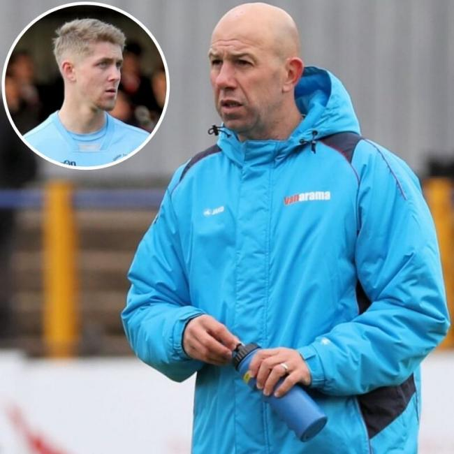 Jon Underwood has explained Slough Town will continue to look at different tactics during pre-season in a bid to be more flexible for the new campaign. Daniel Roberts, inset, came closest to scoring for the Rebels in the 2-0 defeat to Bournemouth Under 23