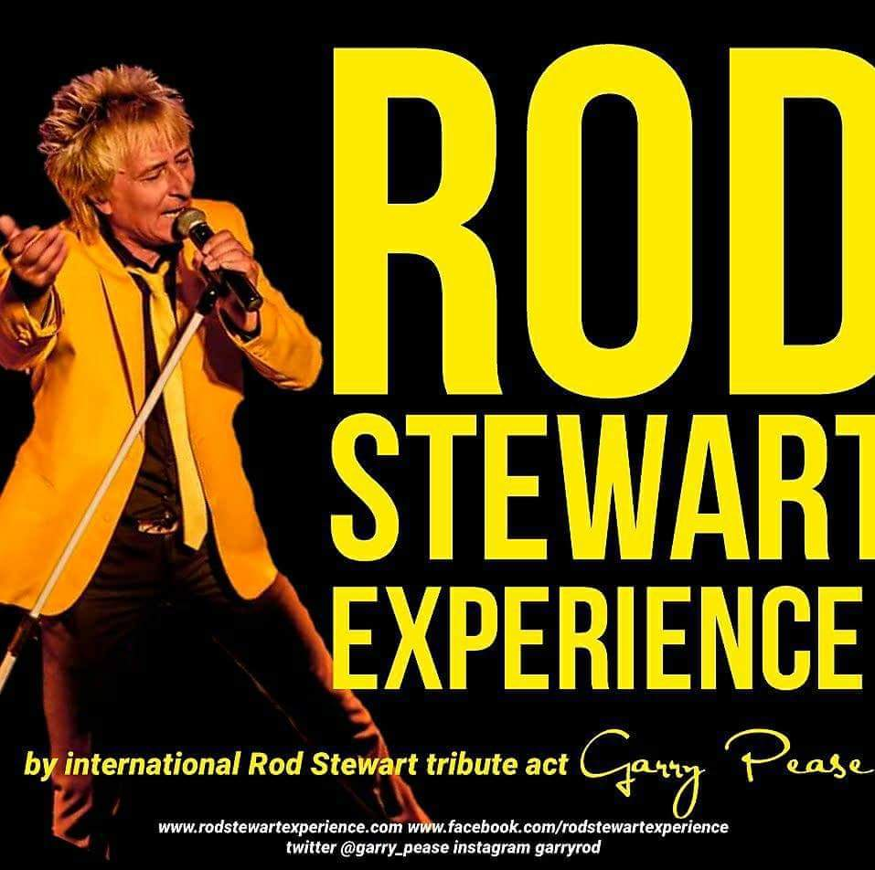 Rod Stewart + Ian Dury and the blockheads tribut