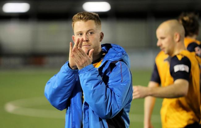"Slough Town midfielder Simon Dunn: ""Mental conditions in sport are being talked about more and more, and the understanding and support I've had since I decided to take a break has been incredible."""