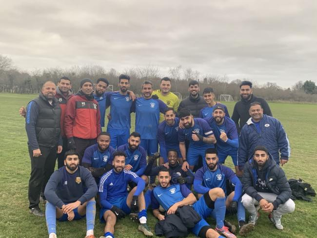 Singh Sabha are still searching for a first win since September in the East Berkshire League Premier Division after a 5-3 defeat to FC Beaconsfield on Saturday.