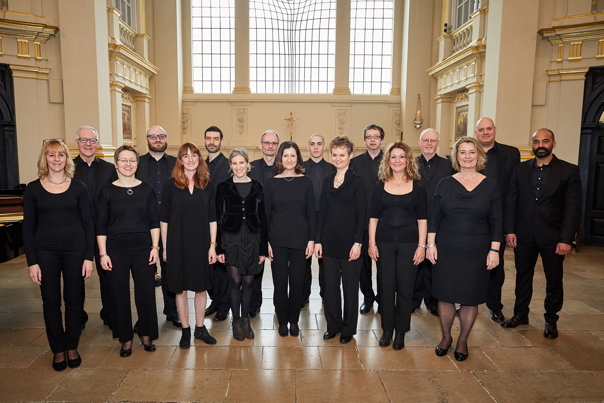 Voxcetera chamber choir: Sacred, folk and popular music from across the centuries