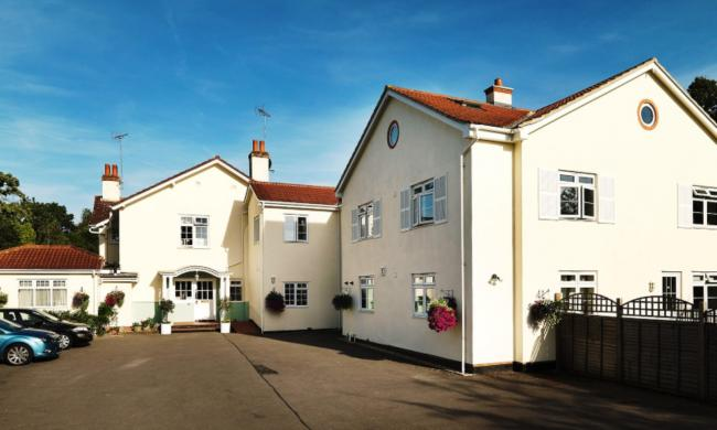 Boulters Lock care home