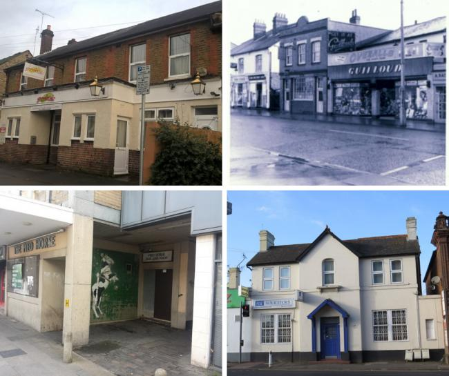 Slough pubs we used to love that have now closed down