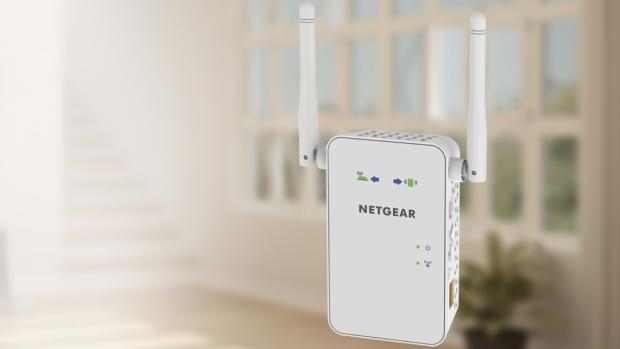 Slough Observer: Waiting for pages to load? A WiFi extender could help. Credit: Netgear
