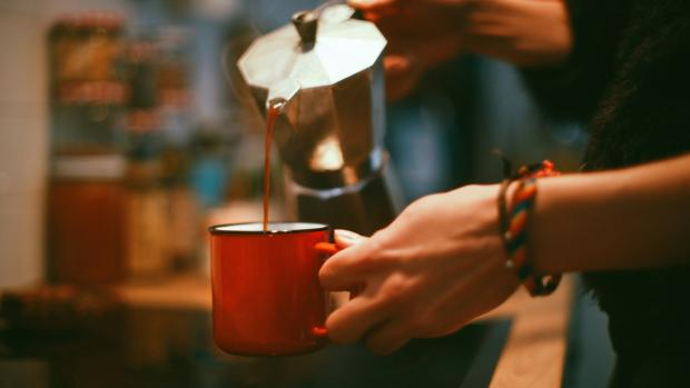 Slough Observer: Brewing coffee in a moka pot is budget-friendly and easy. Credit: Getty Images / Chatnoir