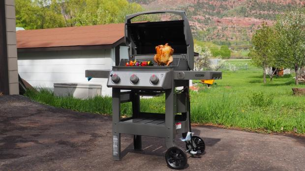 Slough Observer: The Weber Spirit II E-310 remains the best gas BBQ we've tested. Credit: Reviewed