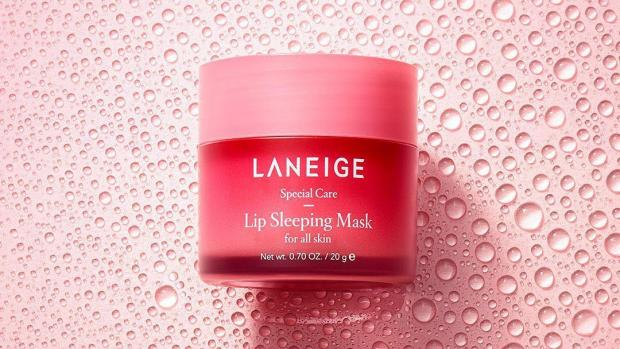 Slough Observer: Give your lips a boost of moisture overnight with the Laneige Lip Sleeping Mask. Credit: Laneige