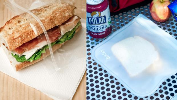 Slough Observer: Switching to reusable sandwich bags has saved me money over time. Credit: Getty Images / Reviewed