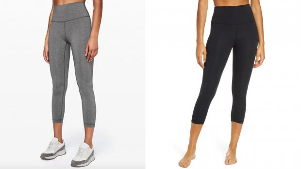 Slough Observer: These Zella leggings are half the price but are high-quality. Credit: Lululemon / Zella