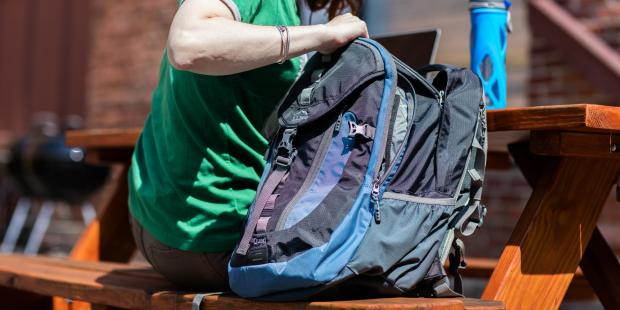 Slough Observer: This sturdy pack is always a great choice. Credit: Reviewed / Jackson Ruckar