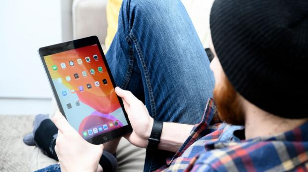 Slough Observer: The Apple iPad is our favourite tablet on the market. Credit: Reviewed / Betsey Goldwasser