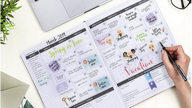 Slough Observer: Stay organised with this planner. Credit: Clever Fox