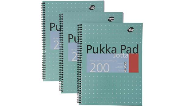 Slough Observer: A notebook for every subject Credit: Pukka Pad