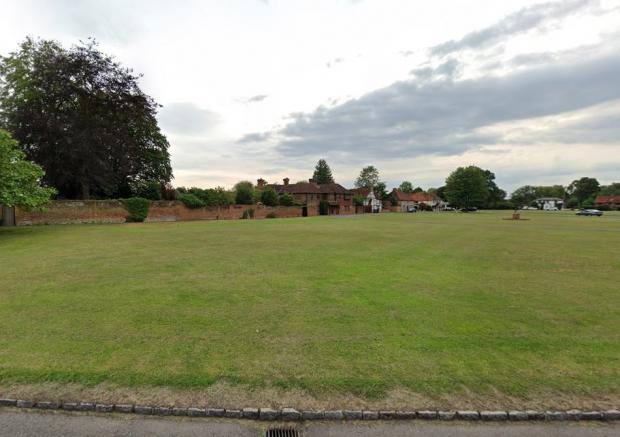 Slough Observer: Holyport Green is in Maidenhead