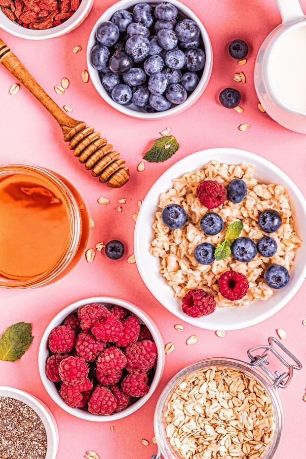 Slough Observer: A Generic Photo of a high fibre breakfast. See PA Feature HEALTH Fibre. Picture credit should read: iStock/PA. WARNING: This picture must only be used to accompany PA Feature HEALTH Fibre