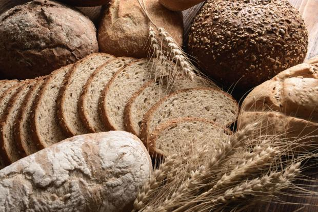Slough Observer: A Generic Photo of whole wheat breads. See PA Feature HEALTH Fibre. Picture credit should read: iStock/PA. WARNING: This picture must only be used to accompany PA Feature HEALTH Fibre
