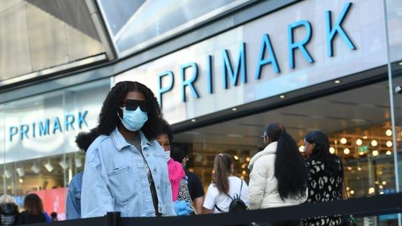 Primark promises a new range of products ahead of April 12 reopening. (PA)