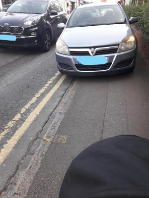 Slough Observer: Gosbrook Road, Reading