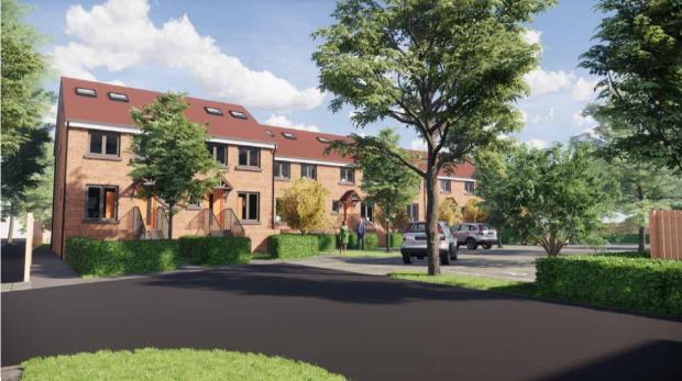 Slough Observer: 71 Bowyers Way designs