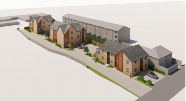 Slough Observer: 14 affordable apartments could replace St Edmunds House in Maidenhead