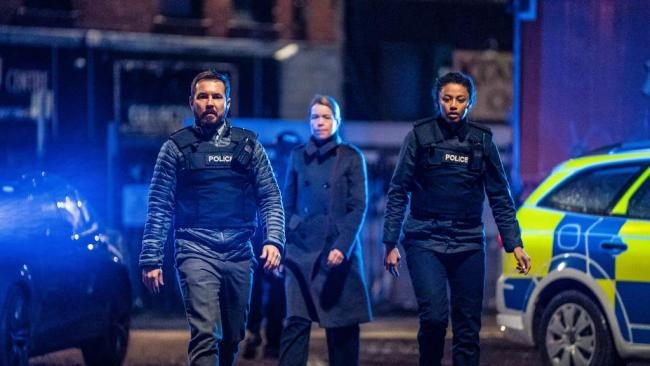 Line of Duty star Martin Compston reveals this week's episode could be the last. (PA)