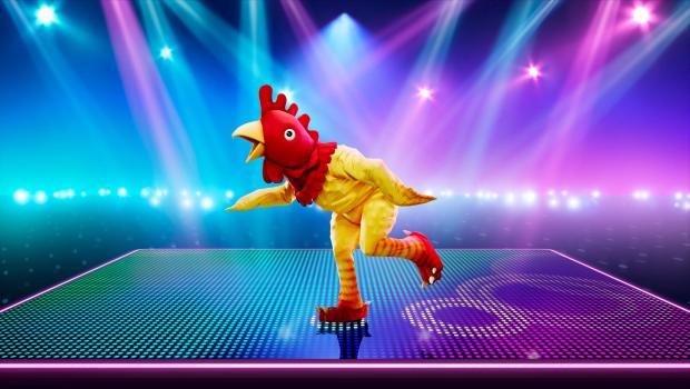 Slough Observer: Rubber Chicken. (ITV)