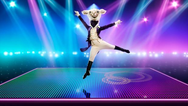 Slough Observer: Llama. (ITV)