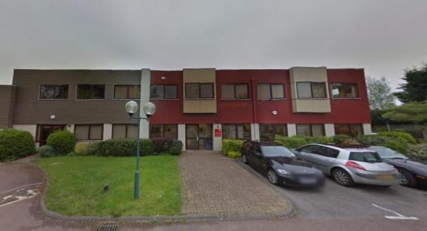 Slough Observer: Change of use from offices to 28 flats at Tectonic Place, Holyport Road, Maidenhead (21/01581/CLASSO).