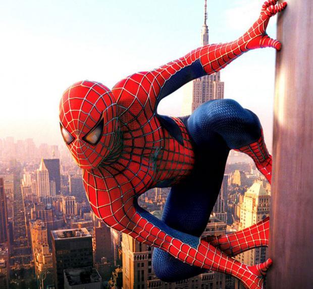 Slough Observer: Spiderman. Image via Wikimedia Commons