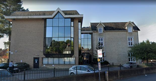 Slough Observer: Change of use from office to 28 flats at Churchill House, 1, London Road, Slough (F/01308/030).