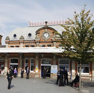 Slough Railway Station service delays as line damaged towards London