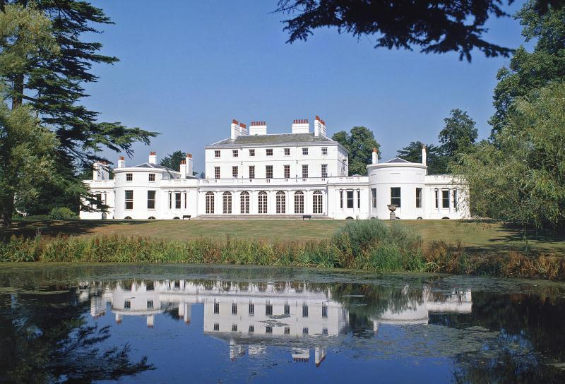 28th May Frogmore House & Garden Opening for the National Garden Scheme Charities