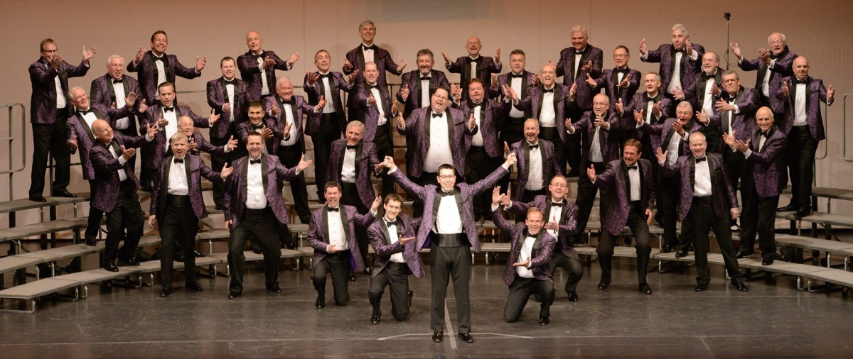 Come and Sing with The Royal Harmonics