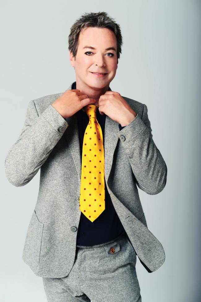 Julian Clary explains The Joy of Mincing after 30 year showbiz career