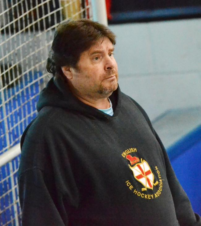 "Slough head coach Tony Milton: ""We sacrificed the cup because I don't want any kids to miss out because we (the senior team) are hogging the ice time."