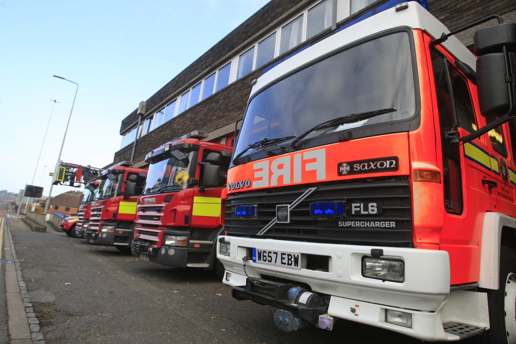 Firefighters from Slough and Langley fought house fire