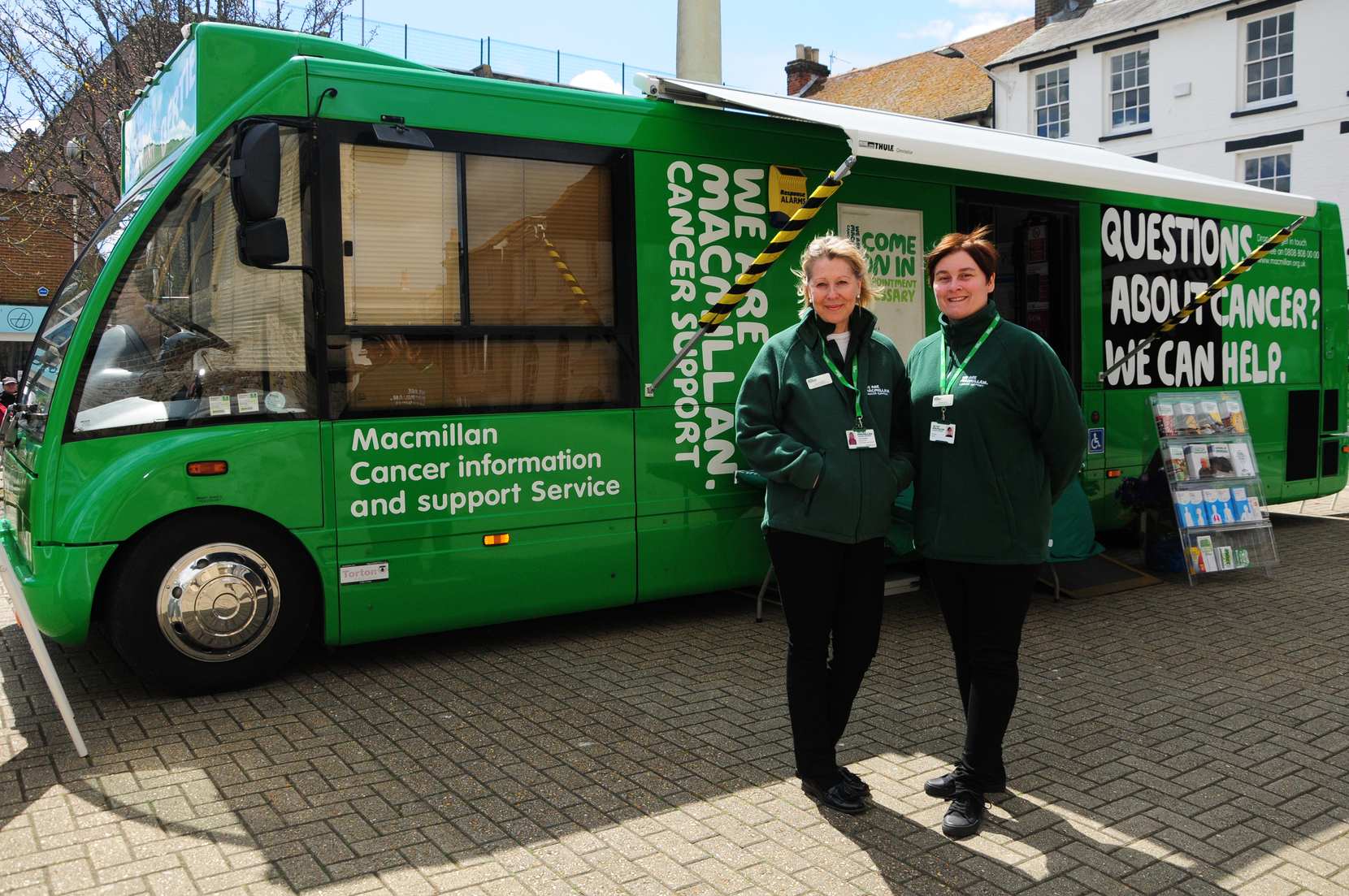 Macmillan Cancer Support Information Service in Reading