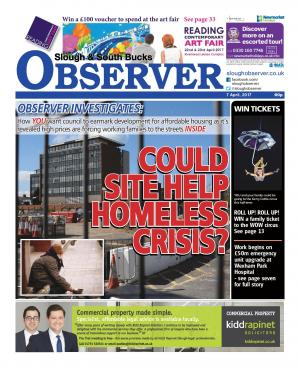 Slough Observer: Have you got this week's Observer yet?