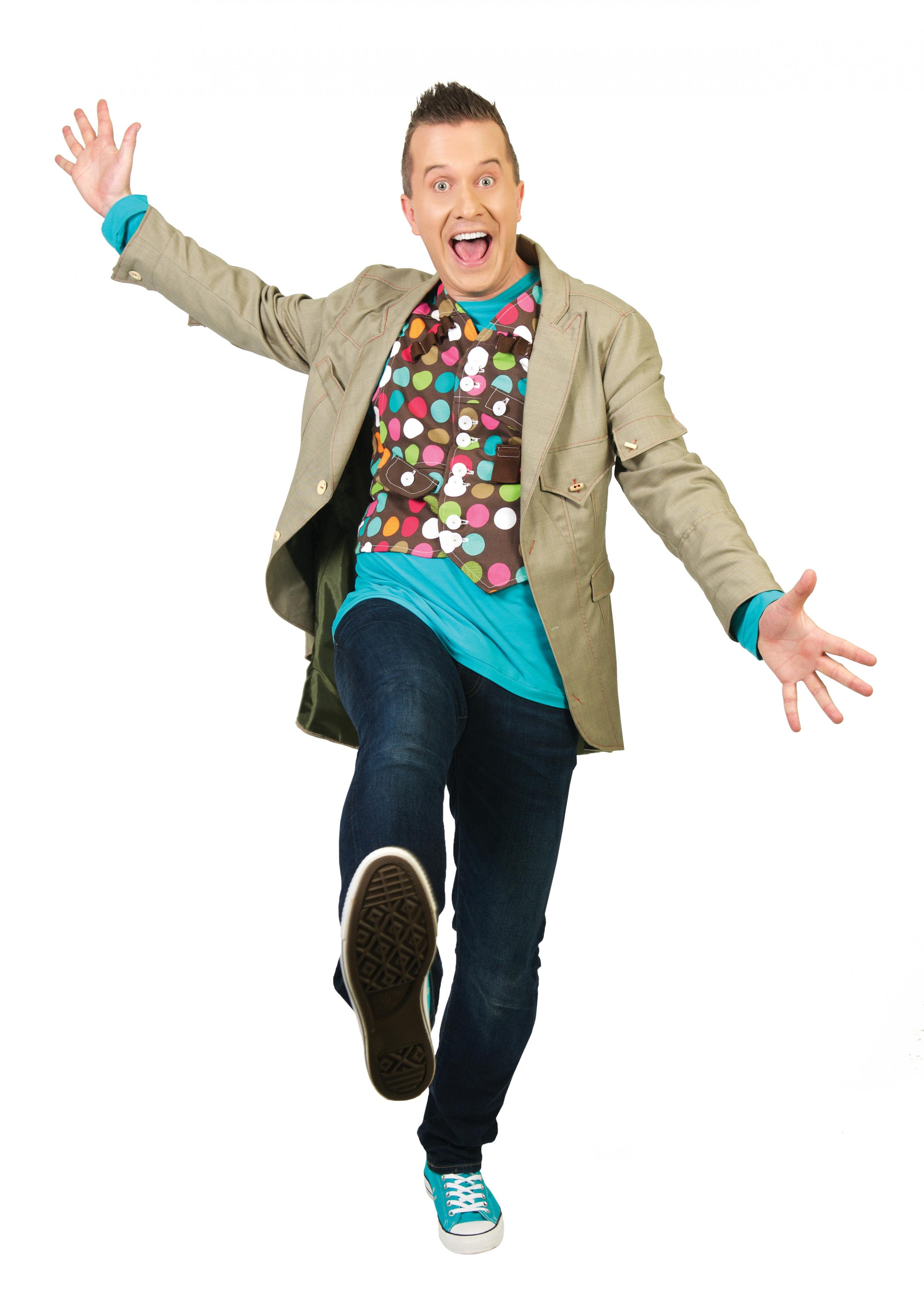 WIN: Meet Mister Maker and the Shapes!