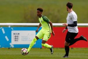 Cox Green Sports Academy and Windsor star Keaton August (in yellow) has been named in the New Zealand training squad ahead of the under-17 World Cup in India this October.
