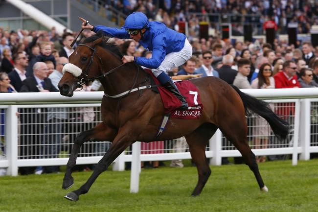 Ribchester is the early favourite for the Queen Anne Stakes. Picture by Sue Orpwood.