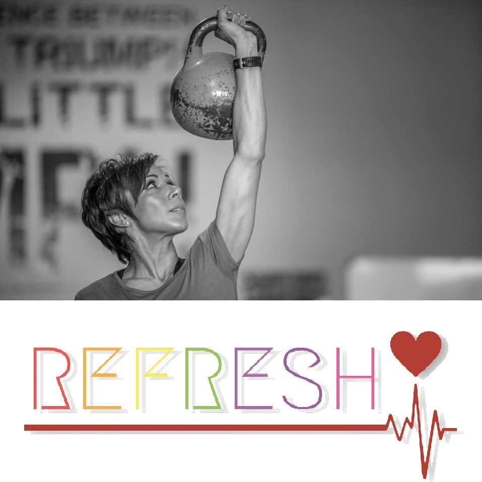 Refresh Festival – where the health, well-being and fitness industry collaborate all in one place.