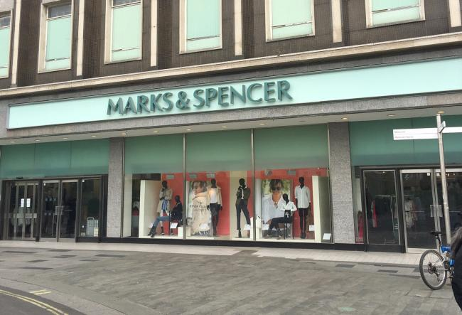 CONFIRMED: Marks and Spencer will leave Slough town centre in July