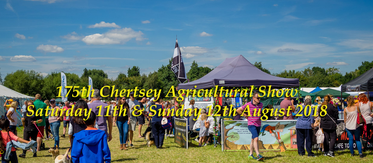 Chertsey Agricultural Show