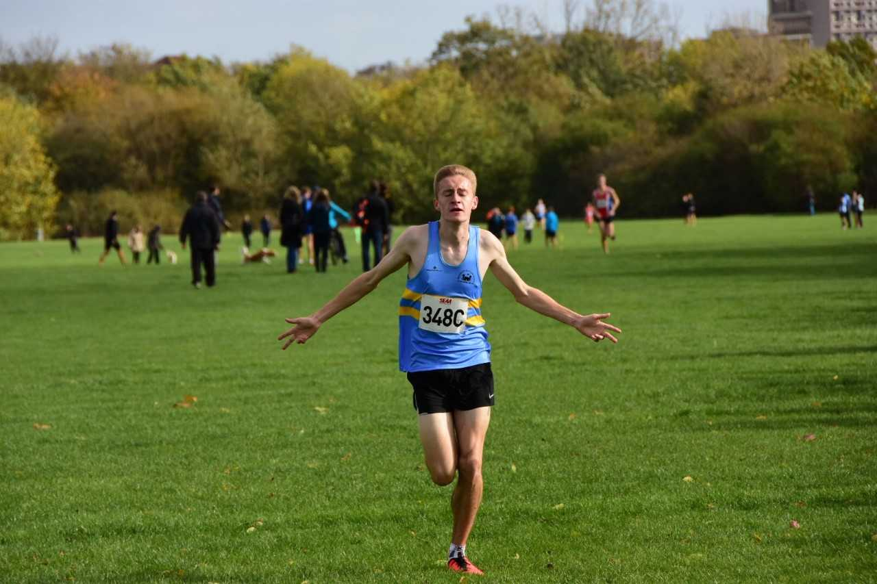 WSEH dominated the cross-country event in Reading