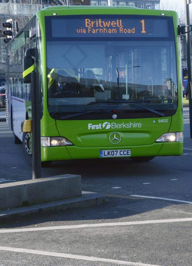 First Group to cut four bus services in the New Year across Slough and the Royal Borough