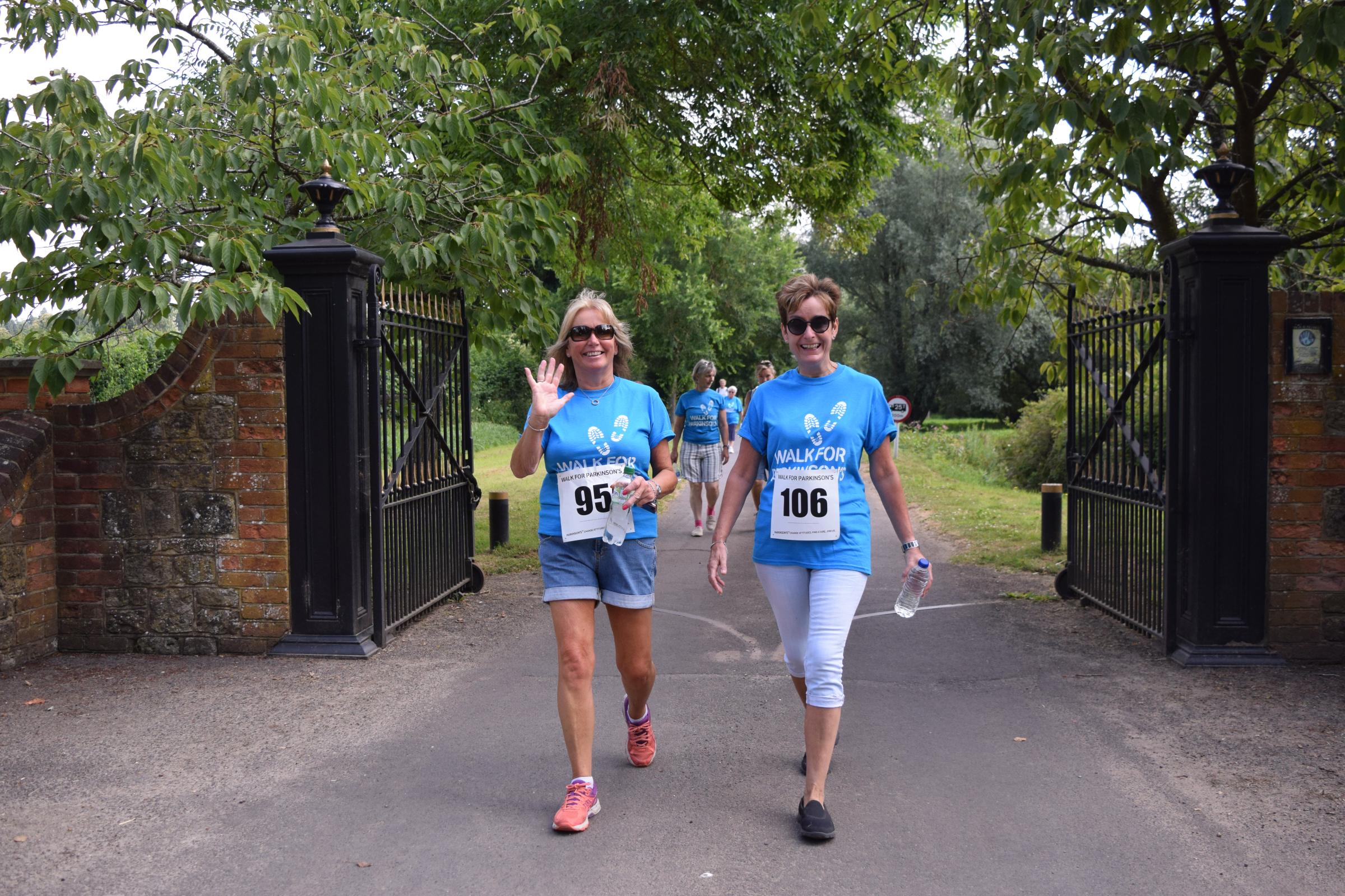 Walk for Parkinson's - Welford Park