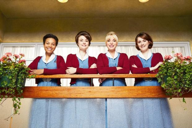 Slough Observer: Call The Midwife (BBC)