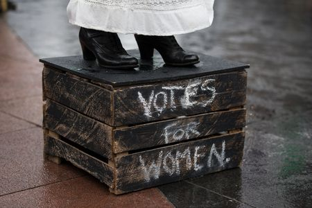 A century of 'votes for women' celebrated at big event on Sunday